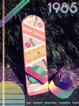 HoverBoard 1 by marballz