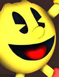 Pac-Man by DENDEROTTO