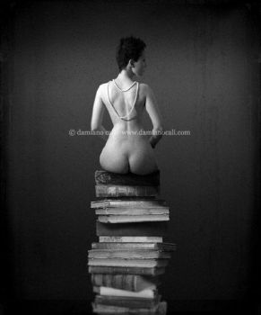The Book Lover by manipulateddreams