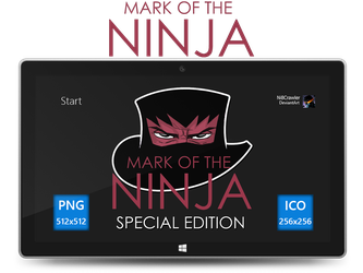 Mark of the Ninja Special Edition Icon by Ni8crawler