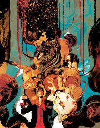DyLAN DOG 374 Cover by GigiCave