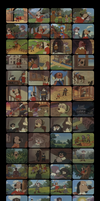 Dogtanian Episode 1 Tele-Snaps by MDKartoons