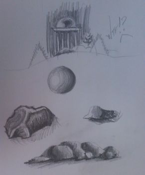 Rocks and Other Stuff by RATFather