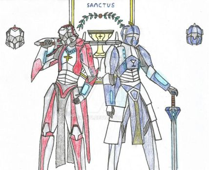 Paladins of a New Order by TK9871