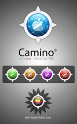 Camino Icons by Flarup