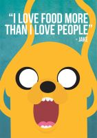 Adventure Time - Jake by beccyboo-412