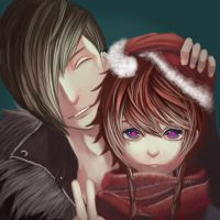 Christmas tears by ARchan011