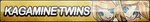 Kagamine Twins Fan Button (Resubmit) by ButtonsMaker