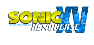 Sonic Xenoverse Logo by Jack-Hedgehog