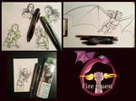 Art Dump - Product Review - New Logo by curiousdoodler