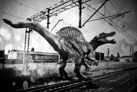 Spinosaurus by Planet37