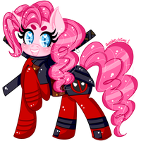 Deadpink! by audra-hime