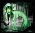 The Siren of the Swamp by Gillbob316
