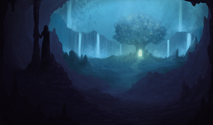 Sacred Tree by PytonPyton