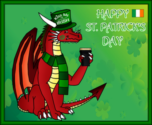 Happy St. Patrick's Day 2018 by Thornacious