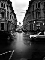 raining cluj by evilslair