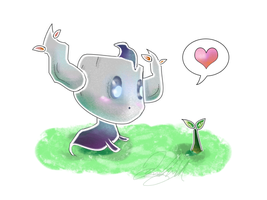 Phantump And The Sprout