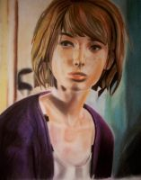 Max (Life is strange) by mchofmann