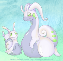 How do I Goodra?
