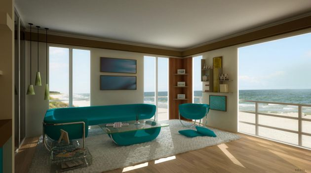 beach house reworked by sdots