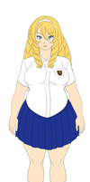 Alice ref by Adipose-Rex