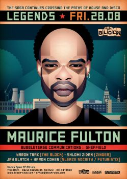 Legends: Maurice Fulton by prop4g4nd4