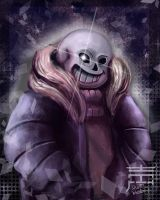 Sans Undertale by justinwharton