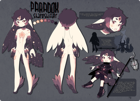 P A R A D O X by Sheepily