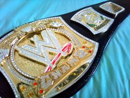 WWE CHAMPIONSHIP by imranbecks