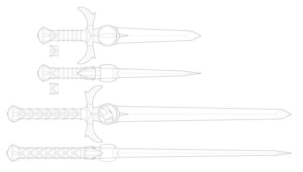 Sword Of Omens Schematic by Wolverine1977