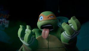TMNT-2012-Michaelangelo-0526 by rosewitchcat