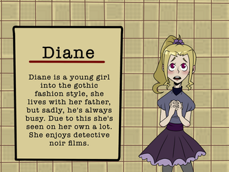 Diane Bio by Randomgirl401