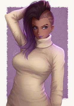 Sweater Sombra by umigraphics