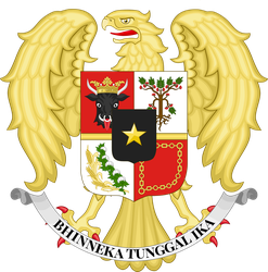 Reimagined Coat of Arms of Indonesia by aldohyeah