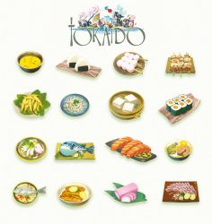 TOKAIDO meal by naiiade