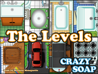 Crazy Soap - Levels by SaTTaR