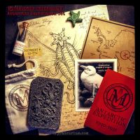 Miskatonic University Antarctic Expedition Set by JasonMcKittrick