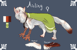 Aisling Ref by Quadrupedal