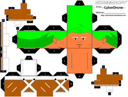 Cubee - Oompa Loompa by CyberDrone