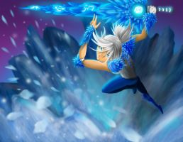 Frostblade Riven by FeartheChi