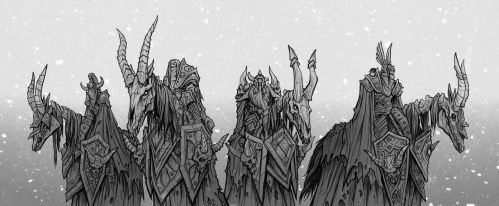 WoW - The Four Horsemen by PhillGonzo