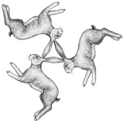 Hares by dashinvaine