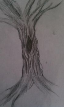 First try at a tree? by ILoveToothlessALot