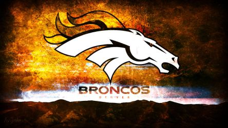 Denver Broncos by freyaka