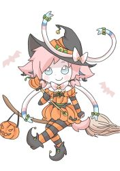 The Pumpkin Witch by AnySketches