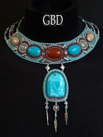 Ethnic collection - Hunter by gbdreams