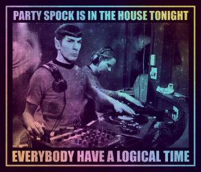 PARTY SPOCK by FanMania