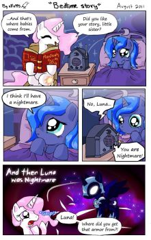 Bedtime story by alfa995