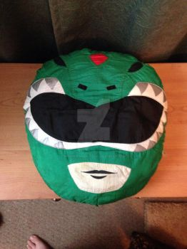 Green Ranger Pillow