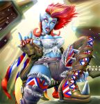 Evelyn Punk League of Legends Tribute 2014 by tiocleiton
